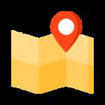 map-flat